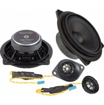 BMW sound upgrade GroundZero GZCS 100BMW-B