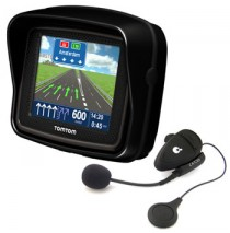 Navigatie TomTom Rider Pro incl. bluetooth headset
