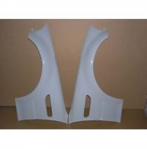 BMW 3 E46 M3 Front Fenders Lightweight-OEM