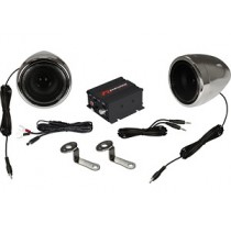 Scooter speakers Renegate  RXA100C Chrome